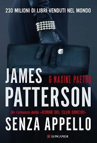 senza appello di James Patterson