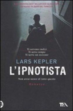 L'ipnotista di Lars Kepler