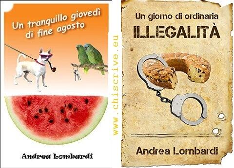 racconti di Andrea Lombardi