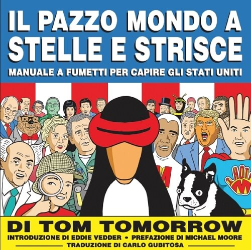 COPERTINA TOM TOMORROW