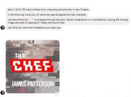 the chef su messengeer