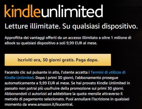 4287f4a732eab9 Come funziona Kindle Unlimited