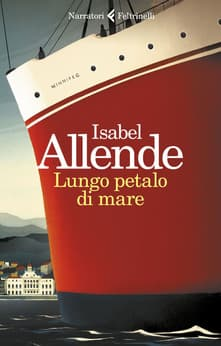 Lungo petalo di mare di Isabel Allende